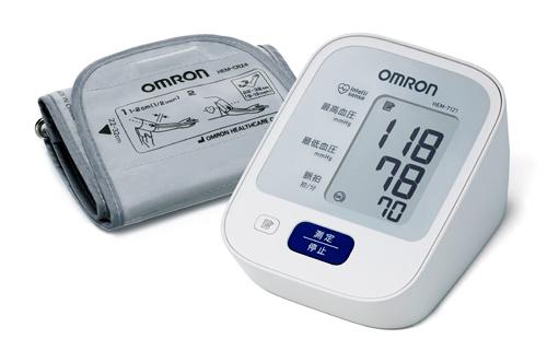 オムロン 上腕式血圧計 HEM-7121 OMRON 家庭用血圧計