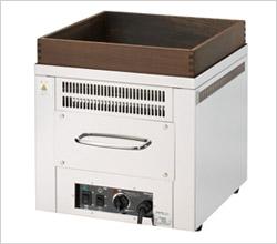 [在庫・納期お問合わせ品]タイジ 業務用機器 ホットロースター (焼きいも機) TEY-101