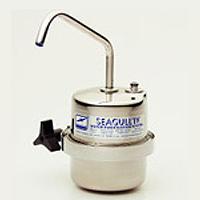 【支払方法で値引きあり(選択肢参照)】シーガルフォー卓上型浄水器 X-1DS(D用切替コック付)