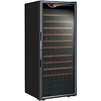 【開梱設置付き】ユーロカーブ ワインセラー  エッセンシャルシリーズ  V166C-PTHF ガラス扉 収納本数:151本
