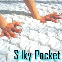 日本ベッド マットレス シルキーポケットレギュラー シングルサイズ メーカー商品番号:11192(S)