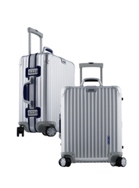 Rimowa リモワ スーツケース Silver Integral No.6622 MULTIWHEEL 6622