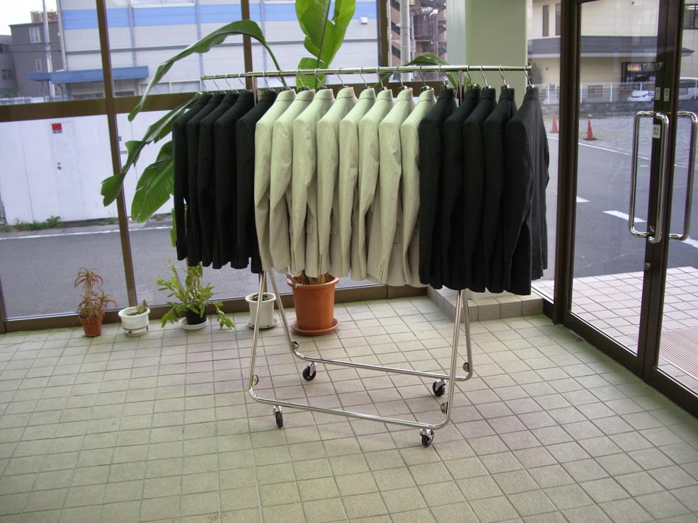 Link Folding cart フォールディング ハンガーカート KL-001