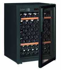 【開梱設置付き】ユーロカーブ ワインセラー Pure ピュア Pure-S-T-PTHF【収納本数:92本】