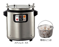 象印(ZOJIRUSHI)  業務用 スープクックジャー  マイコン温泉たまご&スープクックジャー  TH-DE06