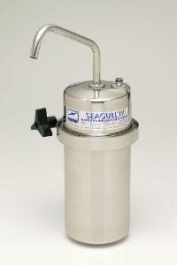 シーガルフォー浄水器  カウンター裾置タイプ X-2DS
