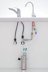 シーガルフォー浄水器  グローエモデル  X1-GA01-FPb