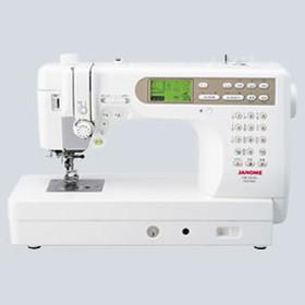 【メーカー在庫限り】[5年保証][12色糸セット他おまけ付] ジャノメ  コンピュータミシン CK1200