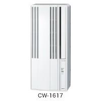 コロナ ウインドエアコン(窓用エアコン) CW-1617(WS) シェルホワイト 冷房専用タイプ