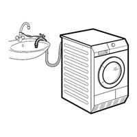 AEG Electrolux T86280IC用オプション品 排水ドレインホース DK11