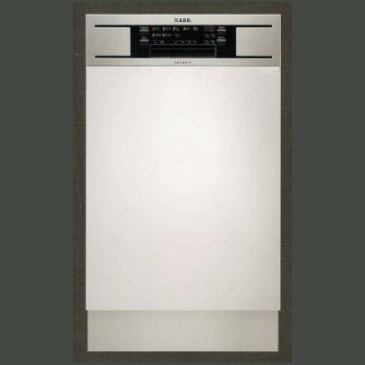 【2017年12月上旬頃入荷予定】AEG Electrolux 45cm食器洗い機 F78450IM0P