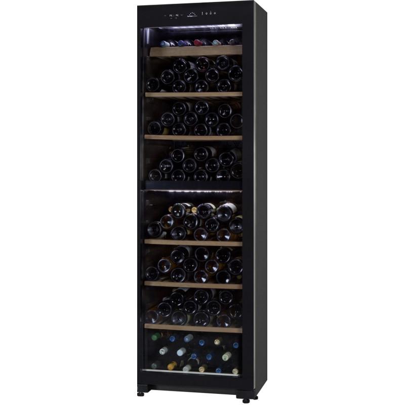 【関東は開梱設置付き送料無料】フォルスター ワインセラー デュアル FJN-360G(BK)(右開き) ブラック