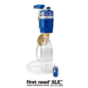 シーガルフォー 浄水器本体 first need FN-XLE ELITE (アウトドア/災害用携帯タイプ)