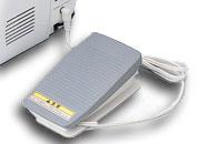 ブラザーミシン用フットコントローラー MODEL P:FC31091