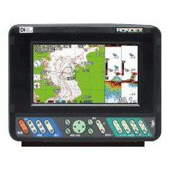 プロッター魚探 ホンデックス HE-701GP-Di 《GPS内蔵仕様》 魚群探知機 GPSアンテナ内蔵 デジタルモデル カラー液晶 7型ワイド液晶 高輝度LEDバックライト おさかなサイズ表示 Hondex
