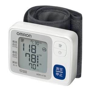 オムロン 手首式血圧計 HEM-6130