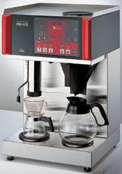 カリタ業務用 コーヒーマシン HGシリーズ HG-115