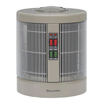 【今季販売終了】アールシーエス 遠赤外線輻射式丸型パネルヒーター 暖話室 IM-1000型H ベージュ