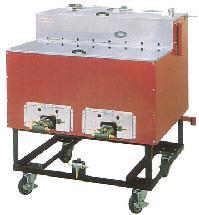 ガス式焼いも機 いもランド(保温室付) AY-1500(大)