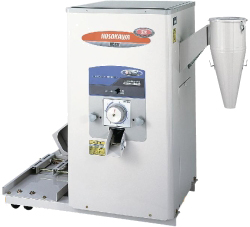 細川製作所 業務用 一回通し式精米機 低温精米 RC601