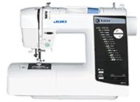 【納期お問合せ下さい】[5年保証][40色糸セット他おまけ付] JUKI ジューキ 家庭用ミシン コンピューターミシン  HZL-K10