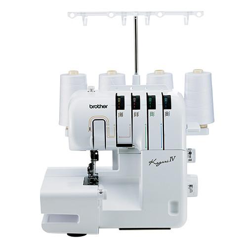 [5年保証][12色糸セット付] ブラザー 職業用ロックミシン かがりIV(かがり4) LOB0201