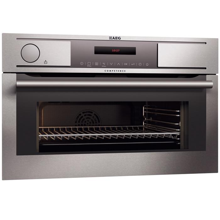 【メーカー在庫限り】AEG Electrolux (エレクトロラックス) スチーム機能付きオーブン KS8100001M