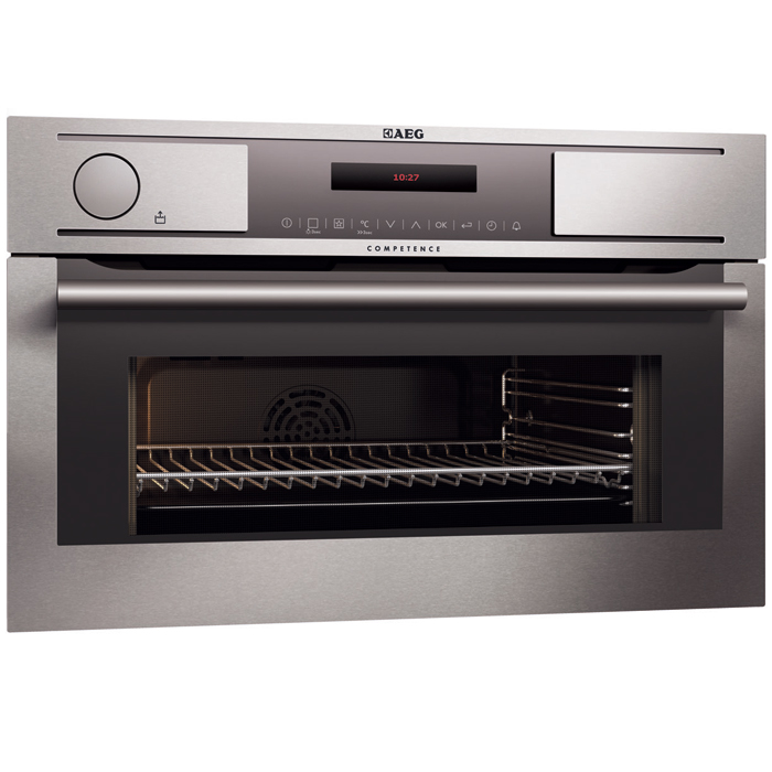 【販売終了】AEG Electrolux (エレクトロラックス) スチーム機能付きオーブン KS8100001M