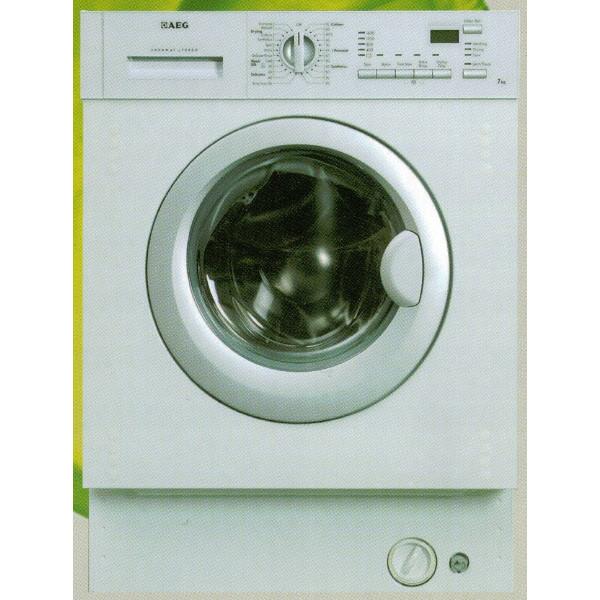AEG ビルトイン洗濯機 L61470WDBI と工事費