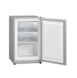 三ツ星貿易 エクセレンス ノンフロンアップライト型 冷凍庫 86L MA-6086【代金引換不可】