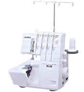 【販売終了】[5年保証] カラー糸セットおまけ付 JUKI(ジューキ) 2本針4本糸 差動送り付きオーバーロックミシン MO-114D