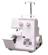 【納期お問合せ下さい】[5年保証][12色糸セット付] JUKI(ジューキ)小型ロックミシン MO-522