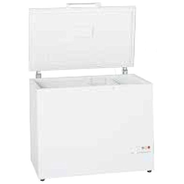 三ツ星貿易 エクセレンス ノンフロンチェスト型 冷凍庫 282L MV-6282【代金引換不可】