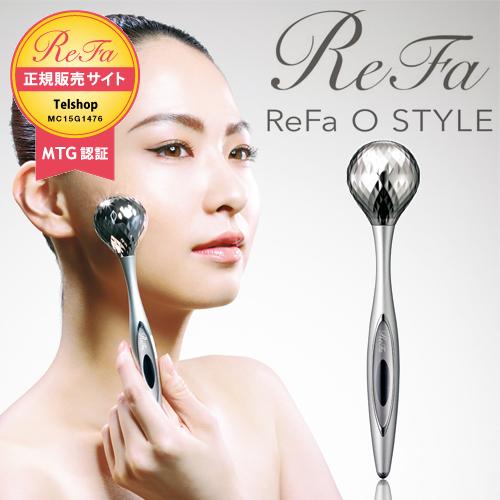 【代引き手数料無料】 MTG ReFa O STYLE リファOスタイル RFOS1819B【送料無料】