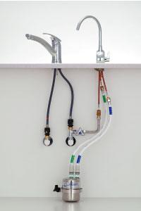 シーガルフォー浄水器  ビルトインタイプ X1-GA01