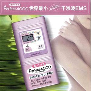 【豪華プレゼント有り】 ☆送料無料☆ ヒロセ電機 干渉波EMS パーフェクト4000 Perfect4000  (パーフェクト4000)