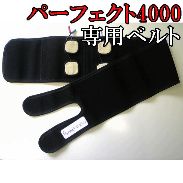 ☆送料無料☆ ヒロセ電機 干渉波EMS パーフェクト4000専用ベルト (パーフェクト4000)