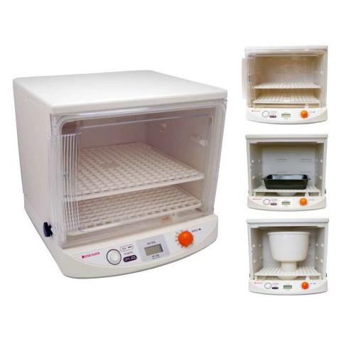 【先振込み送料無料】 日本ニーダー 洗えてたためる発酵器mini PF100