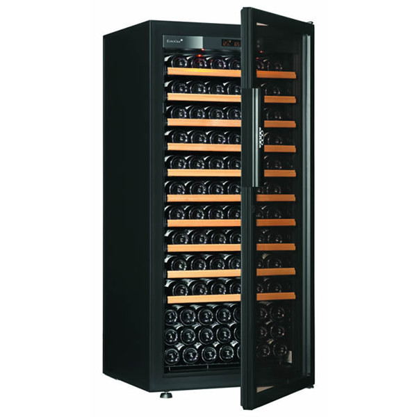 【開梱設置付き】ユーロカーブ ワインセラー Pure ピュア Pure-M-C-PTHF【収納本数:141本】
