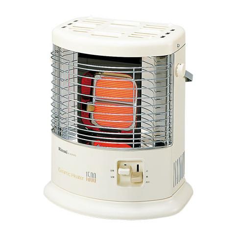リンナイ ガス赤外線ストーブ R-452PMSIII(A) 13A【ガスコードは別売です】