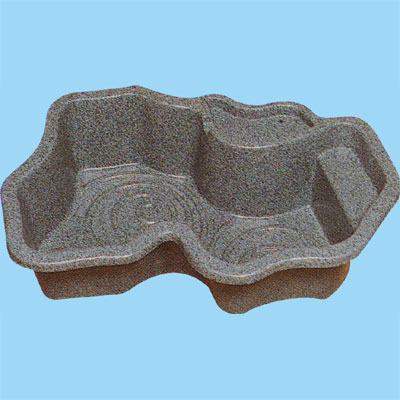 『先振込送料無料』 タカラ工業 S150L 左向き 庭園埋設型 みかげ調プラ池 ◆代引き・時間指定不可