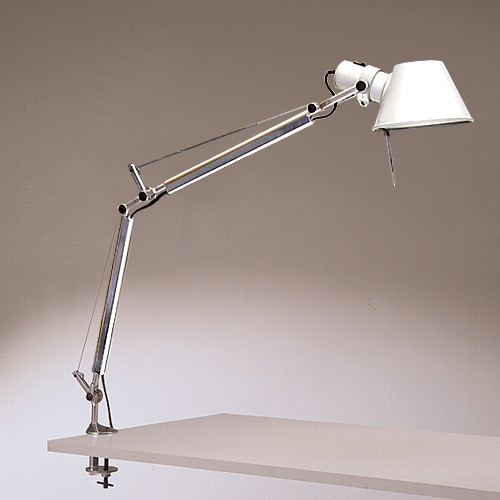 ARTEMIDE(アルテミデ) TOLOMEO MINI MORSETTO S7131S シルバー