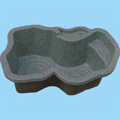 『先振込送料無料』 タカラ工業 S90L 左向き 庭園埋設型 みかげ調プラ池 ◆代引き・時間指定不可
