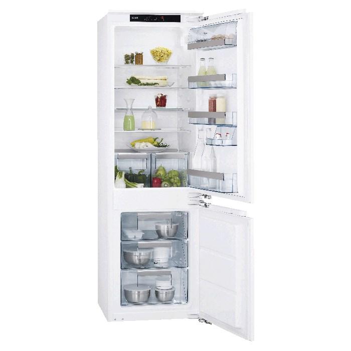 【販売終了】SCS91800C0 AEG Electrolux ビルトイン型ノンフロン冷凍冷蔵庫 エレクトロラックス