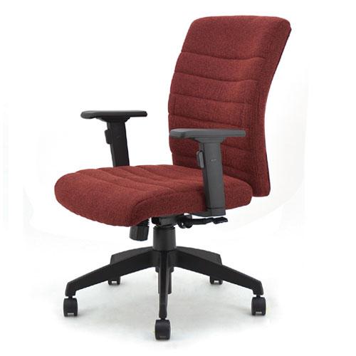 オフィスチェア MASチェア 肘付 デスクチェア オフィス家具 関家具【代引き不可】