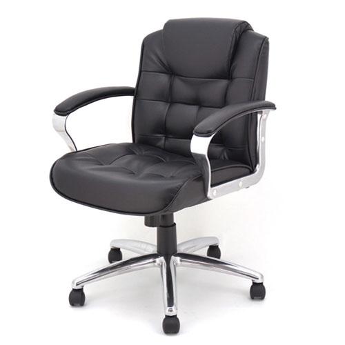 オフィスチェア SKNマネージメントチェア ミドルバック デスクチェア オフィス家具 関家具【代引き不可】