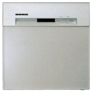 【2018年10月中旬頃入荷予定】千石 スライドタイプ食器洗い乾燥機 45cmタイプ SEW-S450A(S) シルバー