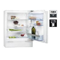 【メーカー在庫僅少】AEG Electrolux アンダーカウンタータイプ ノンフロン冷蔵庫 SKS58200F0