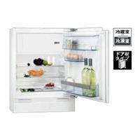 【販売終了】AEG Electrolux アンダーカウンタータイプ ノンフロン冷凍冷蔵庫 SKS58240F0