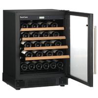 【開梱設置付き】ユーロカーブ ワインセラー  コンパクト59シリーズ ガラスドア  V059M-PTHF 【収納本数:38本】